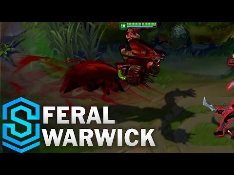 Warwick Sói Điên - Feral Warwick