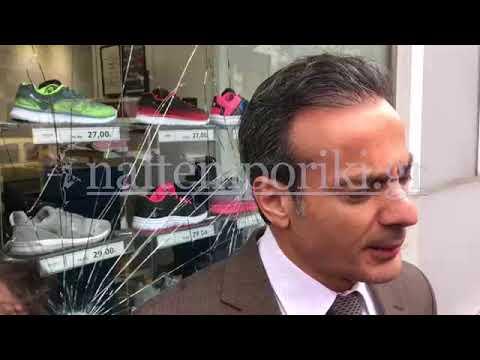 Δηλώσεις του Προέδρου του Ε.Σ.Α για την επίθεση στην Πατησίων