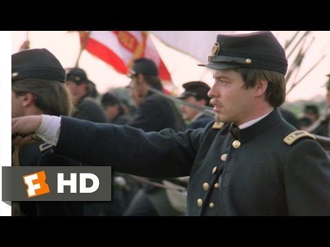 """Video. Escenas de la película """"Glory"""", la batalla de Antietam"""