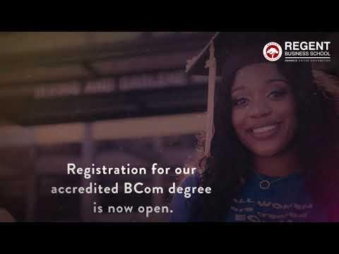 A versatile Bachelor of Commerce Degree