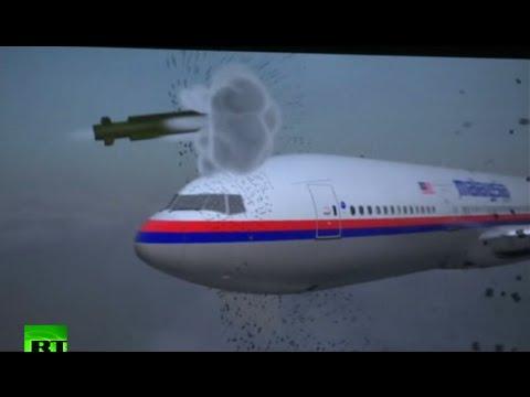 الطائرة الماليزية أسقطت بصاروخ أطلق من منطقة يسيطر عليها موالون لروسيا