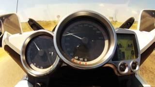5. Yamaha 2007 FJR 1300 0-200km/h