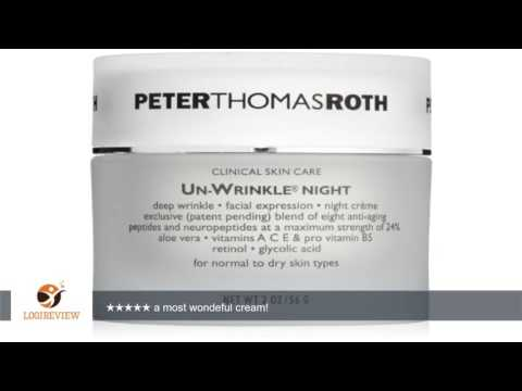 Peter Thomas Roth Un Wrinkle Night, 2 Ounce | Review/Test
