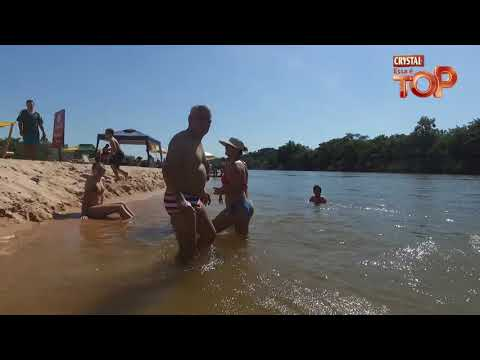 Temporada de Praia da Arara, de Pontal do Araguaia do dia 17-07-2016