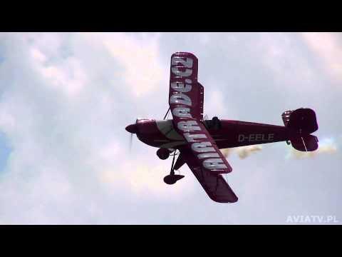 Video zAerobatics Freestyle Challenge 2013 - Praha Letňany