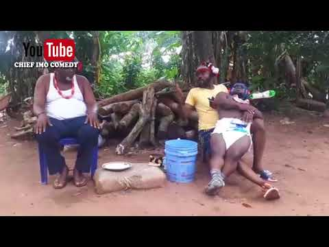 Chief Imo Comedy    chief imo and father in-law in omugwo part 1 Okwu na uka episode 36