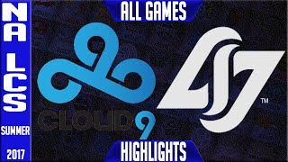 Video Cloud 9 vs CLG Highlights ALL GAMES NA LCS Gauntlet, Regional World Qualifiers 2017 Final C9 vs CLG MP3, 3GP, MP4, WEBM, AVI, FLV Agustus 2018