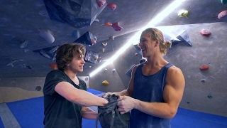 Nikken Is Looking Scary Strong And Thor Shares His Secret Weapon by Eric Karlsson Bouldering