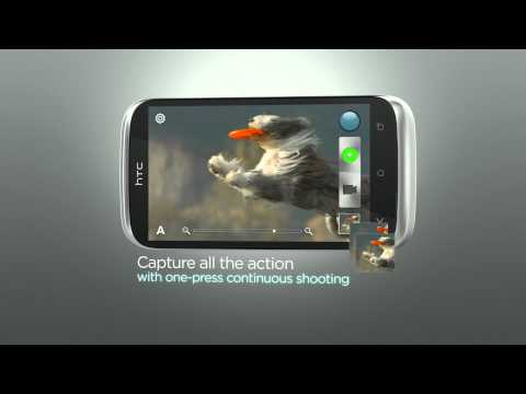 HTC Desire X - First look