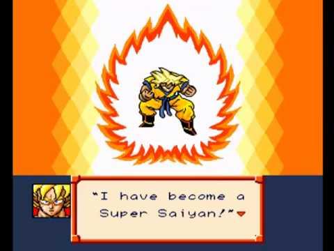 Dragon Ball Z : Legend of the Super Saiyan Super Nintendo