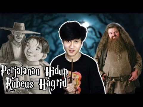 Perjalanan Hidup Rubeus Hagrid