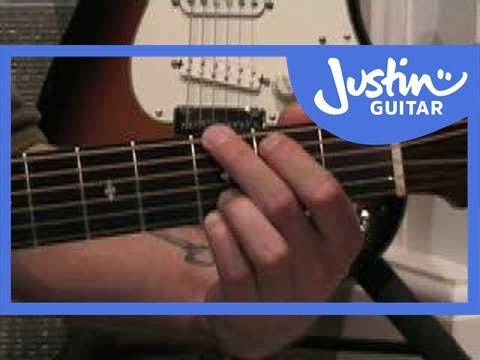Wish You Were Here – Pink Floyd #1of4 (Songs Guitar Lesson ST-301) How to play