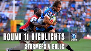 Stormers v Bulls Rd.11 2019 Super rugby video highlights | Super Rugby Video Highlights