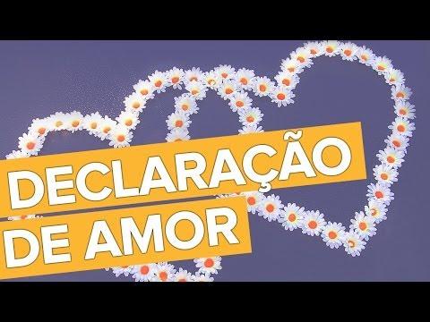 Imagens românticas - Declaração de Amor Romântica