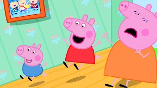 Video Peppa Pig Official Channel | Peppa Pig Visits Madame Gazelle's House! MP3, 3GP, MP4, WEBM, AVI, FLV Juli 2019