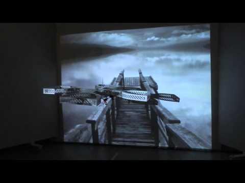 Atelier Blumer - USI AAM Master A.A. 2014-15. La città volante, collaudo finale.
