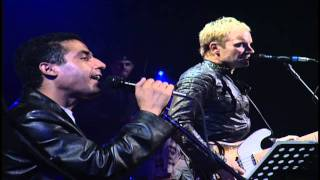 Sting and Cheb  Mami-Live-Desert Rose cover