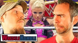Sasha Banks Vs. Alexa Bliss WWE Raw Women's Championship reaction at WWE Summerslam 2017, with Luke & Oli...Subscribe to WrestleTalk for daily WWE and wrestling news! https://goo.gl/WfYA12Support WrestleTalk on Patreon here! http://goo.gl/2yuJpoSubscribe to WrestleTalk's WRESTLERAMBLE PODCAST on iTunes - https://goo.gl/7advjXCatch us on Facebook at: http://www.facebook.com/WrestleTalkTVFollow us on Twitter at: http://www.twitter.com/WrestleTalk_TV