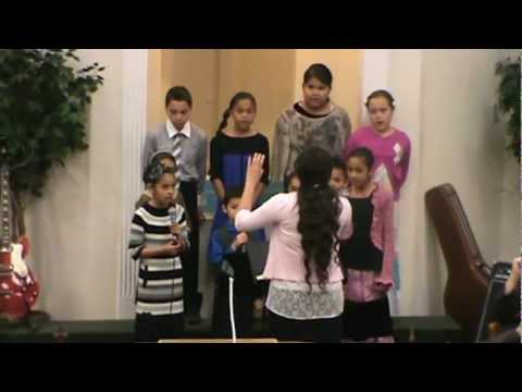 (Fred Hammonds)Blessed by Apostolic Tabernacle Kids Choir