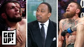 Video Stephen A. downplays the Conor McGregor-Khabib UFC 229 post-fight brawl | Get Up! MP3, 3GP, MP4, WEBM, AVI, FLV Juni 2019