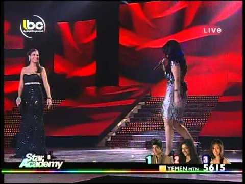Sarah 17-06-2011 Star Academy Lebanon
