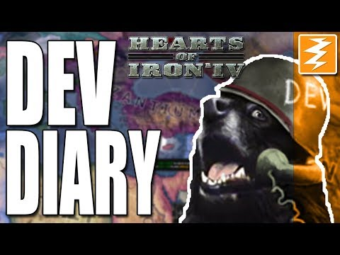 NEW FORMABLE NATIONS! Dev Diary - Hearts of Iron 4 HOI4 Paradox Interactive