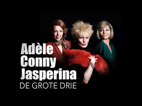 Adèle Conny Jasperina – De grote drie
