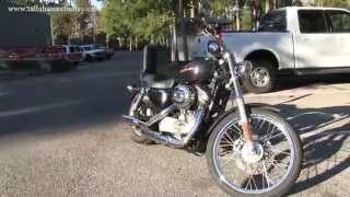 10. Used 2006 Harley Davidson XL883C Sportster Custom