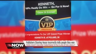 Whoops! Publishers Clearing House mistakenly tells people they've won big prizes