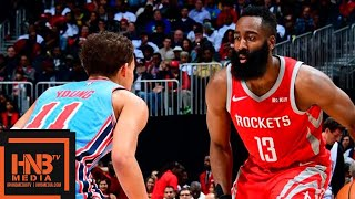 Houston Rockets vs Atlanta Hawks Full Game Highlights | March 19, 2018-19 NBA Season