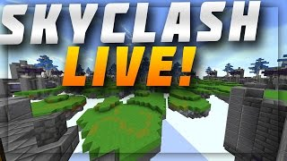"""""""HUNT FOR THE ENDER DRAGON SPAWN EGG!"""" Minecraft` Hypixel Skyclash!"""
