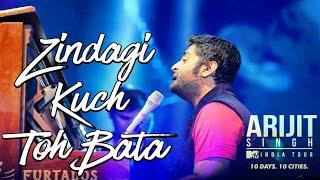 Nonton Zindagi kuch to bata LIVE by ARIJIT SINGH at MTV INDIA TOUR Film Subtitle Indonesia Streaming Movie Download