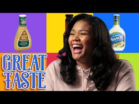 The Best Sauce ft.Angel Laketa Moore | Great Taste