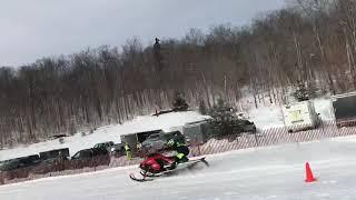 10. 2019 Ski Doo 850 Shootout