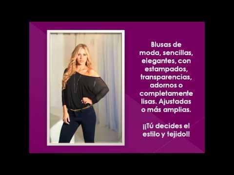 Blusas De Moda Transparentes De Encaje Blusas De Moda 2013