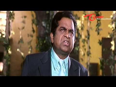 RaviBabu As Professsional Killer Comedy Scene With Brahmi