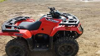 7. 2016/17 Arctic Cat Alterra Review/Ride