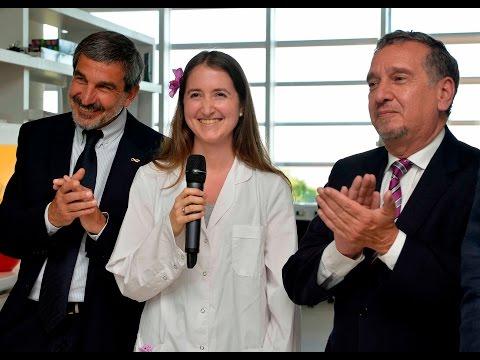 La Presidenta inauguró nueva sede del Instituto de Fisiología, Biología Molecular y Neurociencias