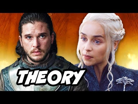 Game Of Thrones Season 7 Jon Snow Visions and Prophecy Theory