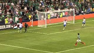4.2.12 MOQ Highlights Mexico v Honduras