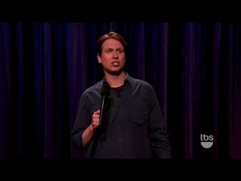 Pete Holmes on Conan #2 (Magic)