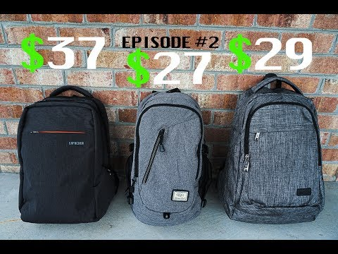 Best Tech Bags | Budget Edition Ep. 2
