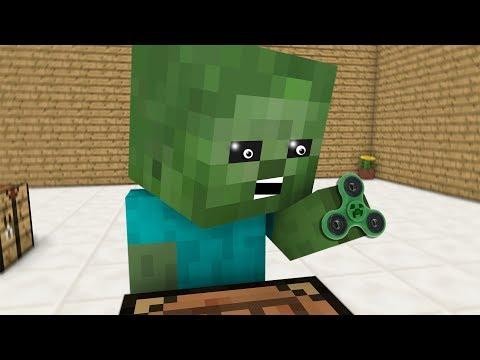 Monster School: Kids Mobs - Minecraft Animation (видео)