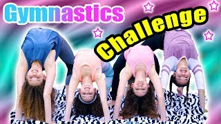 Hi Guys!  This week, we went to the park to vs each other in our first ever Gymnastics Challenge!  We have all been dancing since we were really little, but gymnastics is a LOT different!  Do YOU take gymnastics?  What is YOUR favorite thing to do?Our names are Madison (16), Gracie (15), Sierra (13) and Olivia (11) and together we are the Haschak Sisters! We have been dancing all of our lives and LOVE music!  We started this YouTube channel to share our music and hope you'll join us on our journey!  We love meeting new friends!Like our music? We would LOVE to connect with you online and let you know when we upload future videos! If you like THIS music video and want to help spread the word, it's easy! Simply LIKE, FAVORITE, COMMENT and SHARE this video with YOUR friends on Facebook, Twitter & Instagram! That really helps a lot! We love you!! xoxoOFFICIAL HASCHAK SISTERS LINKSHaschak Sisters Gear Storehttp://Shop.HaschakSisters.comYouTubehttp://YouTube.com/HaschakSistersFacebookhttp://Facebook.com/HaschakSistersTwitterhttp://Twitter.com/HaschakSistersInstagramhttp://Instagram.com/HaschakSisters