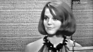 Video What's My Line? - Natalie Wood; PANEL: Phyllis Newman, Peter Ustinov (Apr 24, 1966) MP3, 3GP, MP4, WEBM, AVI, FLV Agustus 2018