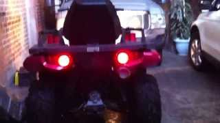 9. Polaris 800cc EFI Touring