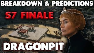 Check out my Game of Thrones Season 7 Episode FINALE Preview Breakdown and Predictions. I will be posting my Game of ...