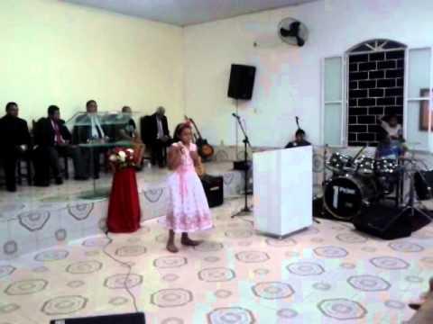 Cantora Ester em Taquarussú