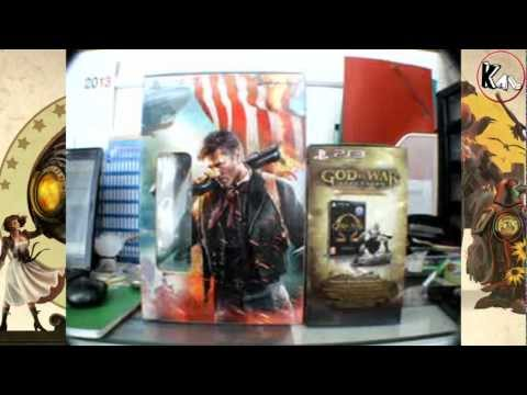 Unboxing Bioshock Infinite Ultimate Songbird Edition - Ps3 (Euro Version)
