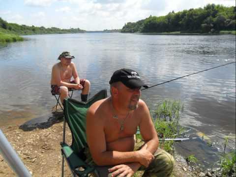 рыбалка на реке западная двина видео